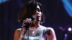 New Whitney Houston live album due in November