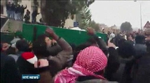 Six One News: Syrian troops fire on mourners