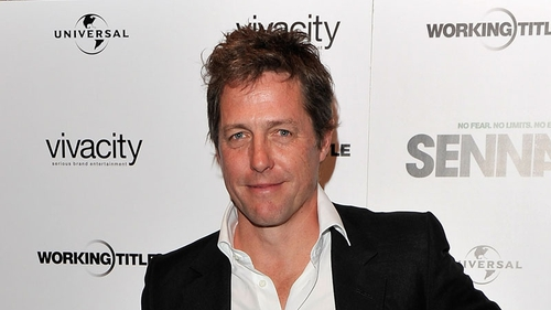 Hugh Grant has welcomed a little boy into the world