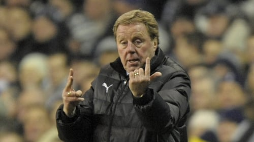 Harry Redknapp takes over from Mark Hughes, who was sacked yesterday