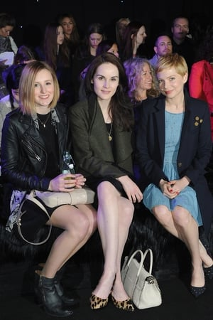 Laura Carmichael, Michelle Dockery and Michelle Williams