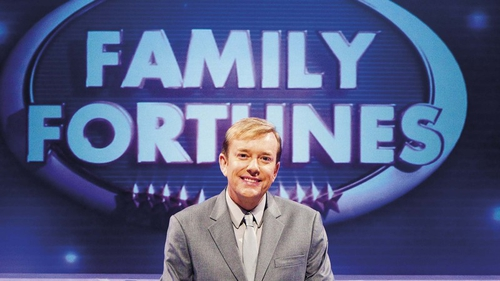 Watch it! Alan Hughes' Family Fortunes, Saturday, TV3