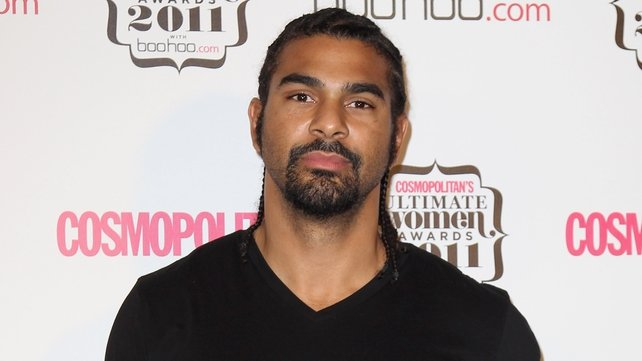 Haye is certainly talking up his own chances ahead of any potential get together