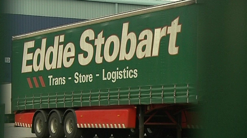 Eddie Stobart CEO steps down amid accounting review