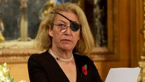 Marie Colvin died in a rocket strike in Homs in February 2012