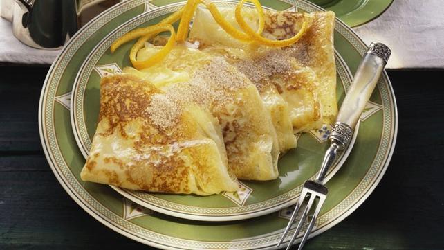 Paul Flynn has some lovely pancake recipes