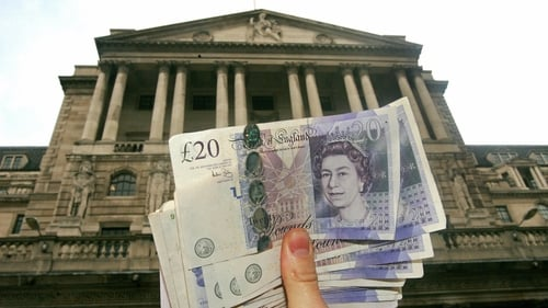 Bank of England says UK banks facing £25 billion capital hole