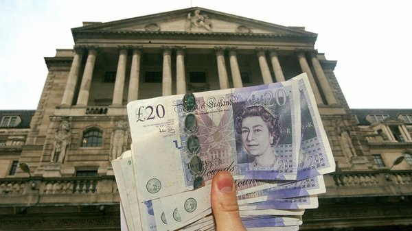 No changes in QE or rates from Bank of England today