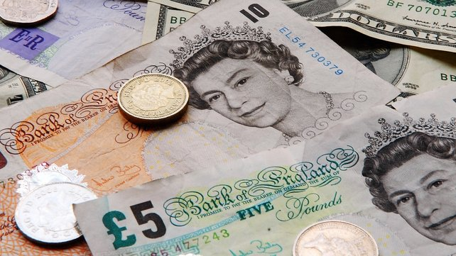 Sterling set to be hit hard after UK credit downgrade