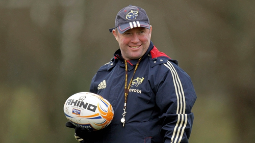 Tony McGahan's time with Munster looks set to come to and end after seven years