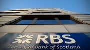 Royal Bank of Scotland has reported a first quarter pre-tax loss of £968m