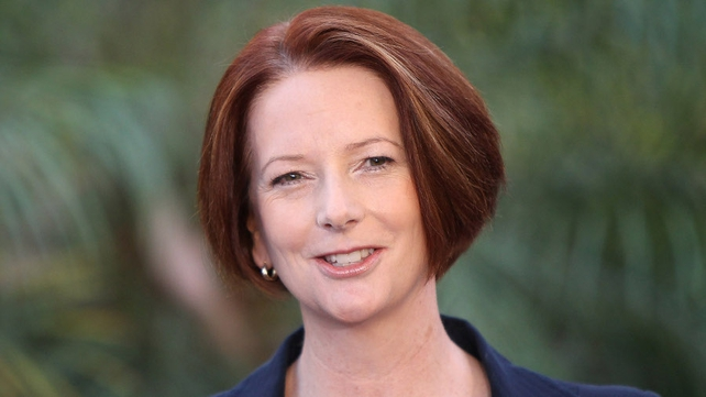 Julia Gillard said the vote will be held on Monday