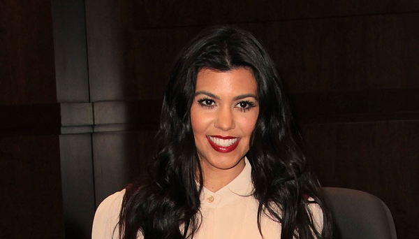 Kourtney Kardashian - Was expected to have been one of the guests at Bellingham Castle in Co Louth