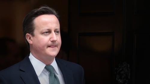 David Cameron denies any wrongdoing