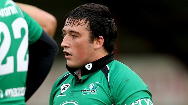 Denis Buckley will be a Connacht player until 2015