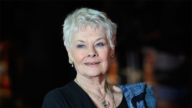 Judi Dench - set to play Mrs Silver