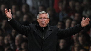 Fergie time: former Manchester United manager Alex Ferguson is expected to make a full recovery from his recent stroke