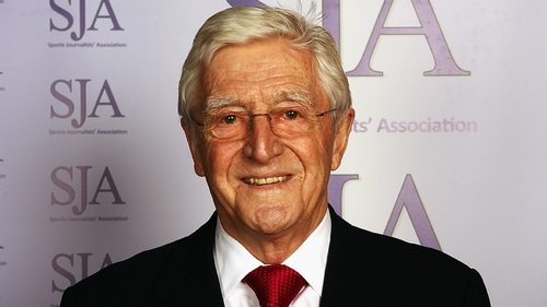 Michael Parkinson is confident of returning to full health