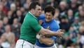 No serious injury worries for Ireland