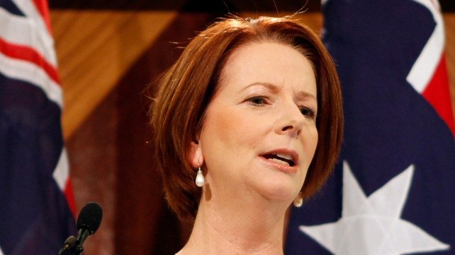 Julia Gillard has survived a leadership challenge