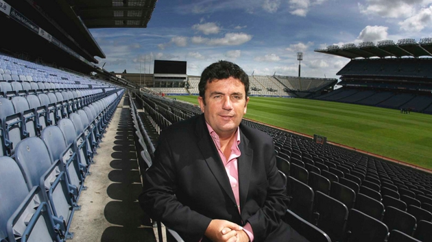 Des Cahill - The Sunday Game, 9.30pm, RTÉ Two