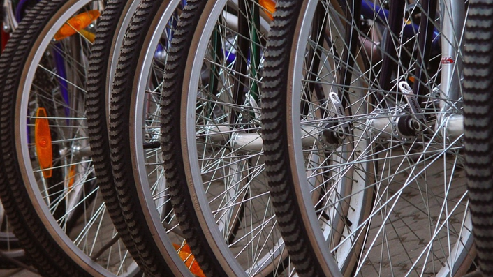 Effors to reduce bike thefts