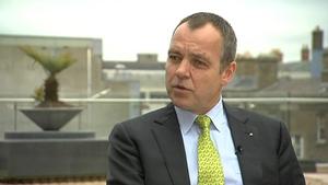 Christoph Mueller left Aer Lingus in February