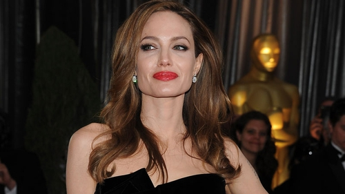 Angelina Jolie will receive a second Oscar