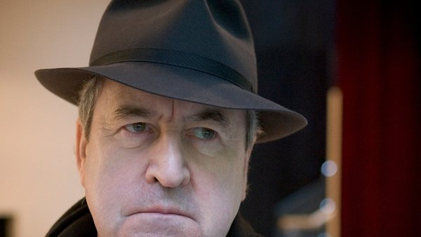 Banville and Davies walked around Dublin to make the Quirke series