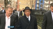 Six One News: Rupert Murdoch visits Irish Sun