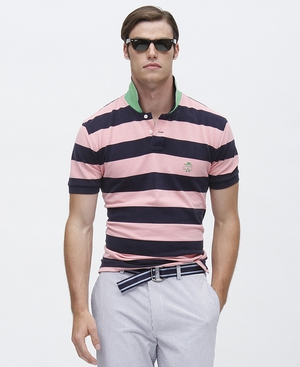 50's Americana is reflected in this season's lookbook, alongside new brands like Brooks Brothers