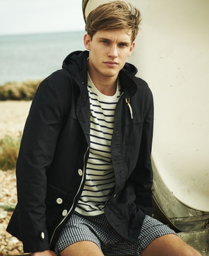Nautical continues to be a massive menswear trend