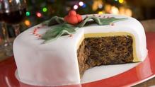 Arun's Christmas Cake