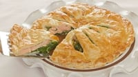 Salmon pithivier - This tasty dish from the ICA will help with your daily intake of omega oils!
