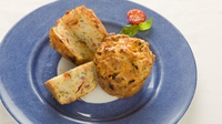 Pizza Muffins - Why not try these unusual savory muffins from the ICA?