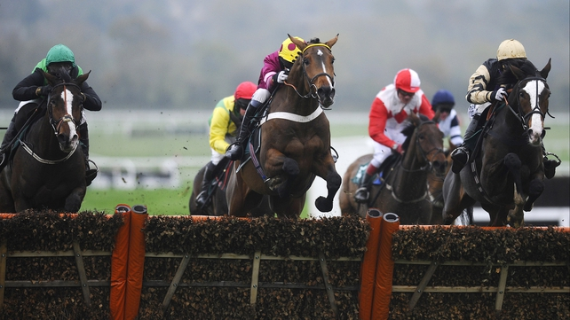 Steps To Freedom disappointed at Cheltenham and Fairyhouse last season