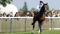 Frankel racing manager Teddy Grimthorpe on the colt's last race