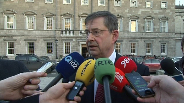 "Éamon Ó Cuív resigned roles as ""a matter of principle"""
