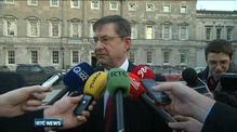 Six One News: Éamon Ó Cuív agrees to resign as FF Deputy Leader