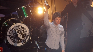 Noel Gallagher performs with High Flying Birds