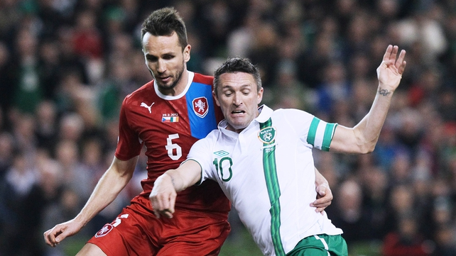 Robbie Keane is vital to the Republic of Ireland's hopes in Euro 2012
