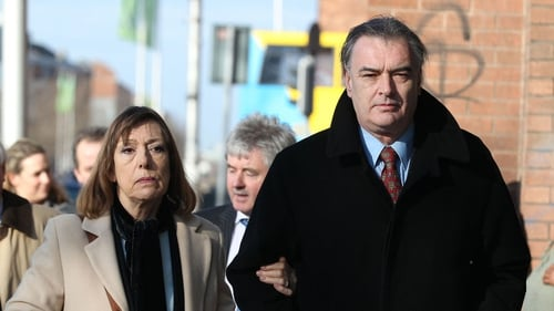 Ian Bailey is suing garda authorities over the investigation into the murder of Sophie Toscan du Plantier