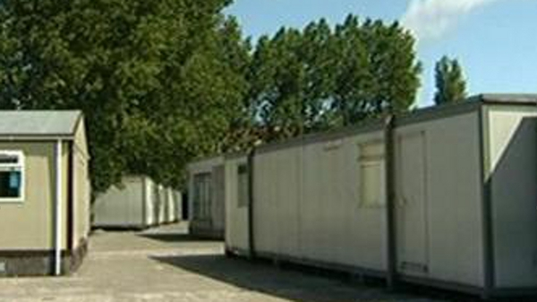 The INTO says there are over 2,000 prefabs in use in schools all over the country