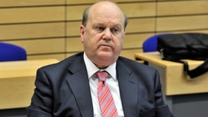 Finance Minister Michael Noonan eyes AIB flotation for as early as May