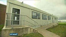 Six One News: Govt to spend €35m to replace school prefabs