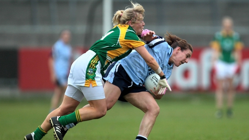 Geraldine Doherty is out long-term for Meath