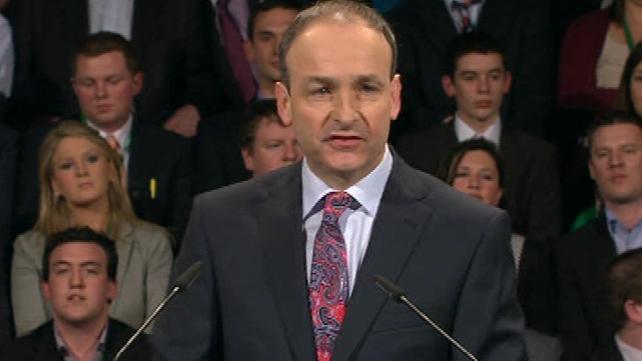 Micheál Martin said debate on treaty was being badly handled