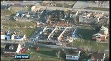 Nine News: 33 killed in tornadoes in US Mid-west