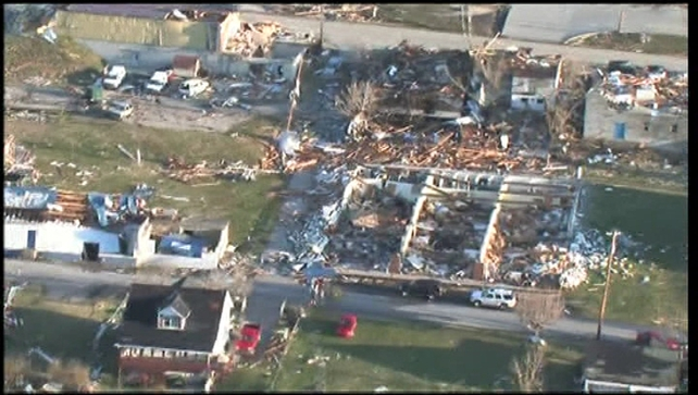 Fears that 2012 may be a bad year for tornadoes