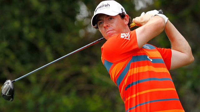 Rory McIlroy will return to the top sport in the world rankings on Monday morning